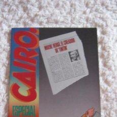 Cómics: CAIRO - ESPECIAL HERGE. Lote 58605758