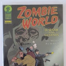 Cómics: ZOMBIE WORLD. Lote 58655987