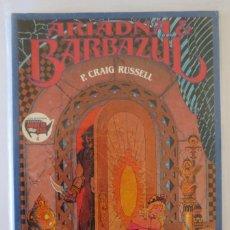 Cómics: ARIADNA Y BARBAZUL. Lote 58656054