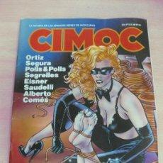 Cómics: CIMOC. LOTE DE 12 COMICS. NUMEROS 78,79,80,81,82,83,84,85,86,87,88,89. NORMA EDITORIAL.. Lote 58781221