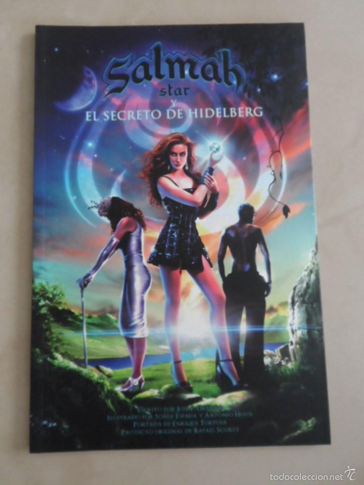 SALMAH STAR Y EL SECRETO DE HILDEBERG - POSIBLE ENVÍO GRATIS - NORMA - JOSE F. ORTUÑO & SONIA ESPADA (Tebeos y Comics - Norma - Comic USA)