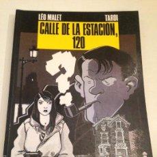 Cómics: COLECCION BN B/N Nº 8. CALLE DE LA ESTACION, 120. TARDI. NORMA 1989. Lote 59608151