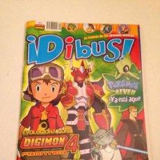 Cómics: DIBUS Nº 44. POKEMON. DIGIMON. STAR WARS. NORMA. Lote 165443980