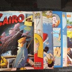 Cómics: LOTE 8 EJEMPLARES CAIRO NUMEROS: 14, 26, 27, 28, 44, 52, 53 Y 73. ESTADO: MUY BUENO. NORMA COMICS. Lote 59927827
