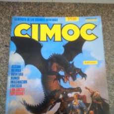 Cómics: CIMOC -- TOMO 16 -- NUMEROS 56, 57, 58 -- NORMA --. Lote 60108459