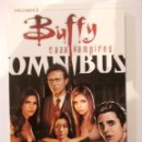 Cómics: OMNIBUS: BUFFY CAZAVAMPIROS TOMO Nº3-NORMA EDITORIAL. Lote 60278299