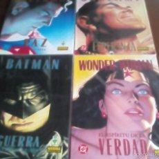 Cómics: SUPERMAN SHAZAN BATMAN WONDER WOMAN. Lote 60383639