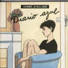 Comics : DIARIO AZUL ( DE ANDRE JUILLARD ). C.E.C. Nº 131 (MBE). Lote 60876783