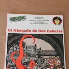 Cómics: TARDI – CIMOC EXTRA COLOR 13 – ADÉLE BLANC-SEC – EL AHOGADO DE DOS CABEZAS. Lote 133912167