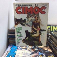Cómics: CIMOC, LOTE 154 EJEMPLARES - ED. NORMA EDITORIAL. Lote 55682878