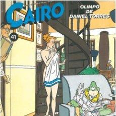 Cómics: CAIRO 41. Lote 61590116