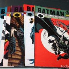 Cómics: BATMAN LA SOMBRA DEL MURCIELAGO COMPLETA DEL 1 AL 10 CON GOTHAM NOIR NORMA. Lote 95715710
