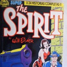 Cómics: SUPER THE SPIRIT WILL EISNER. VOL. 1 NS. 1 AL 6. COMIC BOOKS NORMA. Lote 62358336