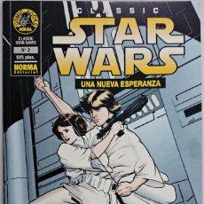 Cómics: STAR WARS CLASSICS. UNA NUEVA ESPERANZA Nº2. NORMA COMICS BOOKS.. Lote 62358944