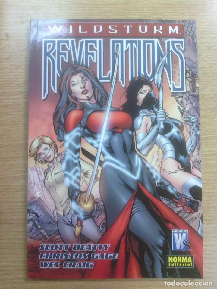 WILDSTORM REVELATIONS (Tebeos y Comics - Norma - Comic USA)
