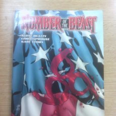 Cómics: NUMBER OF THE BEAST. Lote 62508752