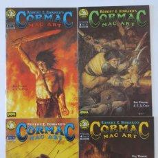 Cómics: CORMAC COMPLETA. Lote 62548588