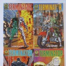 Cómics: TERMINATOR TEMPEST COMPLETA. Lote 78325441