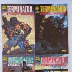 Cómics: TERMINATOR ENEMIGO INTERNO COMPLETA. Lote 62550588