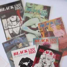 Cómics: BLACK KISS COMPLETA. Lote 62891036