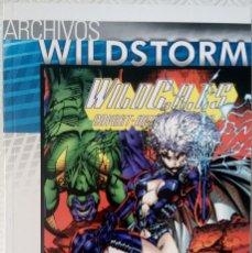 Cómics: ARCHIVOS WILDSTORM: WILDC.A.T.S 3: HELLC.A.T.S DE BRANDON CHOI, JIM LEE, CHRIS CLAREMONT, BRETT BOOT. Lote 63272368