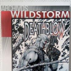 Cómics: ARCHIVOS WILDSTORM: DEATHBLOW 1: SANTOS Y PECADORES DE BRANDON CHOI, JIM LEE, TIM SALE, TREVOR SCOTT. Lote 63272844