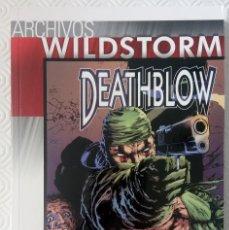 Cómics: ARCHIVOS WILDSTORM: DEATHBLOW 2: HERMANOS DE SANGRE DE BRANDON CHOI, TIM SALE, TREVOR SCOTT. Lote 63272892