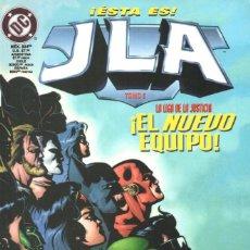 Cómics: GRANT MORRISON.JLA. LIGA DE LA JUSTICIA 6.EL NUEVO EQUIPO. RUSTICA. Lote 63675739