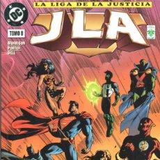 Cómics: GRANT MORRISON.JLA. LIGA DE LA JUSTICIA 8. RUSTICA. Lote 63675891