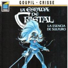 Cómics: LA ESPADA DE CRISTAL . NORMA . RUSTICA . COLECCION PANDORA 53. Lote 108256515