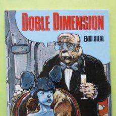 Cómics: DOBLE DIMENSIÓN - ENKI BILAL - CÓMIC CIMOC EXTRA COLOR NORMA NÚMERO 56. Lote 64139879