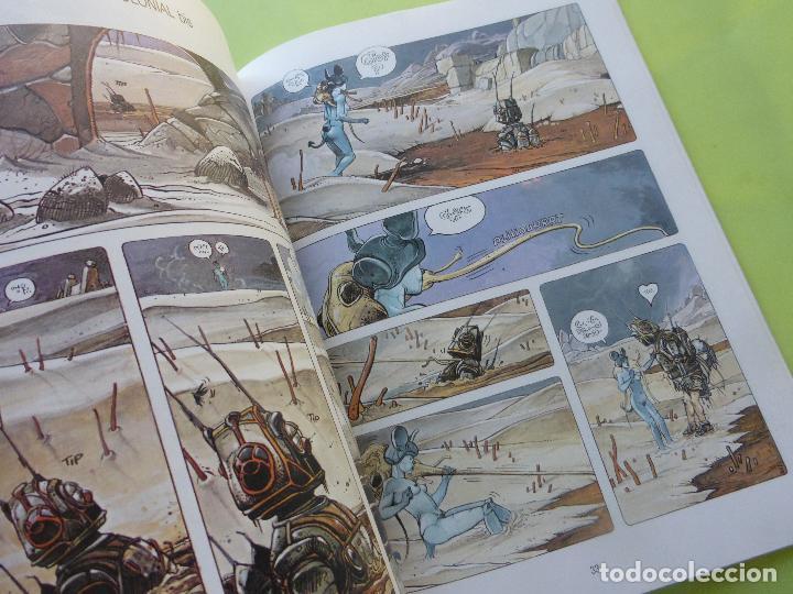 Cómics: DOBLE DIMENSIÓN - ENKI BILAL - CÓMIC CIMOC EXTRA COLOR NORMA NÚMERO 56 - Foto 2 - 64139879