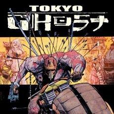 Cómics: CÓMICS. TOKYO GHOST 1. EL JARDÍN ATÓMICO - RICK REMENDER/SEAN MURPHY/MATT HOLLINGSWORTH. Lote 66879017