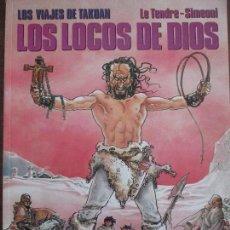 Cómics: LOS VIAJES DE TAKUAN. Lote 64612299