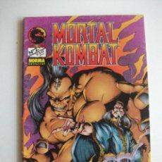 Cómics: MORTAL KOMBAT Nº 2 NORMA C13A. Lote 262382645