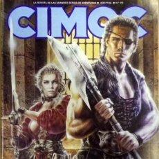 Cómics: CIMOC Nº 115 - LAS AVENTURAS DE LA HISTORIA EN LAS 7 VIDAS DEL GAVILÁN, DE COTHIAS Y JUILLARD.. Lote 64894187