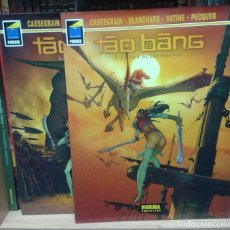 Cómics: TAO BANG 1 Y 2, DE CASSEGRAIN, BLANCHARD, Y VATINE. Lote 65003287