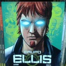 Cómics: GRUPO ELLIS Nº1 : DEEP O'NEILL, DE SEBASTIEN LATOUR Y GRIFFO. Lote 65669522