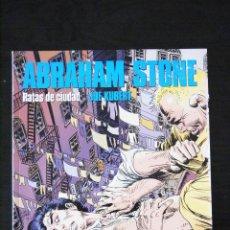 Cómics: ABRAHAM STONE. RATAS DE CIUDAD. JOE KUBERT. COLECCIÓN CIMOC EXTRA COLOR Nº 92. NORMA EDITORIAL. 1992. Lote 65685938