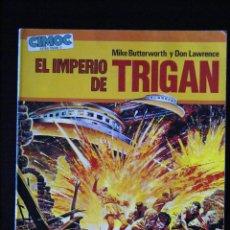 Cómics: EL IMPERIO DE TRIGAN 1. COLECCIÓN CIMOC EXTRA COLOR Nº 3. NORMA EDITORIAL. 1981.. Lote 117601992