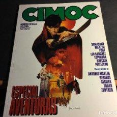 Cómics: CIMOC EXTRA Nº 4 ESPECIAL AVENTURAS (ED. NORMA) (COI16). Lote 66151034