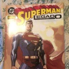 Cómics: SUPERMAN LEGADO Nº 3. Lote 89030914