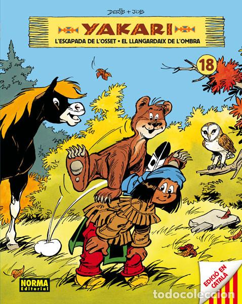 CÓMICS. YAKARI VOL. 18 (CATALÀ) (CARTONÉ) (Tebeos y Comics - Norma - Comic Europeo)