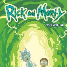 Cómics: CÓMICS. RICK Y MORTY 1 - ZAC GORMAN/CJ CANNON/RYAN HILL. Lote 67355517