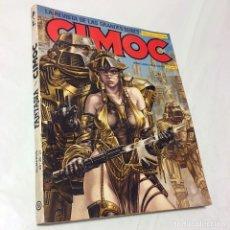 Cómics: CIMOC TOMO NUMERO 9 - NUMEROS 35 36 Y 37 NORMA EDITORIAL FANTASIA COMIC 09 ALFONSO AZPIRI GAME OVER. Lote 67608949