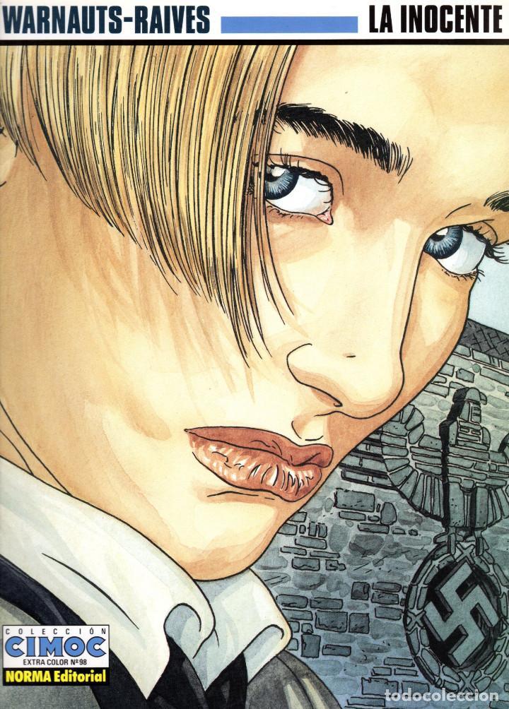 LA INOCENTE - WARNAUTS-RAIVES -COLECCIÓN CIMOC EXTRA COLOR 98 (Tebeos y Comics - Norma - Comic Europeo)