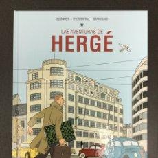 Cómics: LAS AVENTURAS DE HERGÉ - TINTÍN - BOCQUET, FROMENTAL, STANISLAS - NORMA EDITORIAL. Lote 229671355