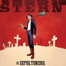 Cómics: CÓMICS. STERN 1. EL SEPULTURERO, EL BORRACHO Y EL ASESINO - FRÉDÉRIC/JULIEN MAFFRE (CARTONÉ). Lote 225321803