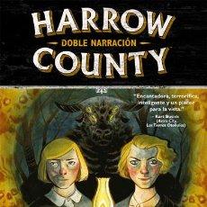 Cómics: CÓMICS. HARROW COUNTY 2. DOBLE NARRACIÓN - CULLEN BUNN/TYLER CROOK. Lote 68791113