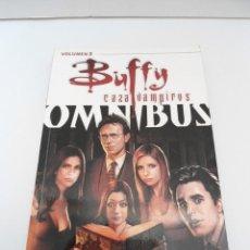 Cómics: BUFFY CAZAVAMPIROS - OMNIBUS - VOLUMEN 3 - NORMA EDITORIAL - 2009. Lote 69422249